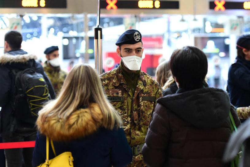 Włochy opanowane przez epidemię /Pier Marco Tacca/Anadolu Agency  /Getty Images