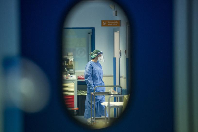 Włochy: Ponad 20,4 tys. zmarłych z powodu koronawirusa /Michele Lapini  /Getty Images