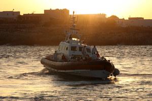 Włochy: Ponad tysiąc migrantów przypłynęło na Lampedusę