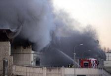 Włochy: Pożar w punkcie segregacji śmieci wywołał panikę