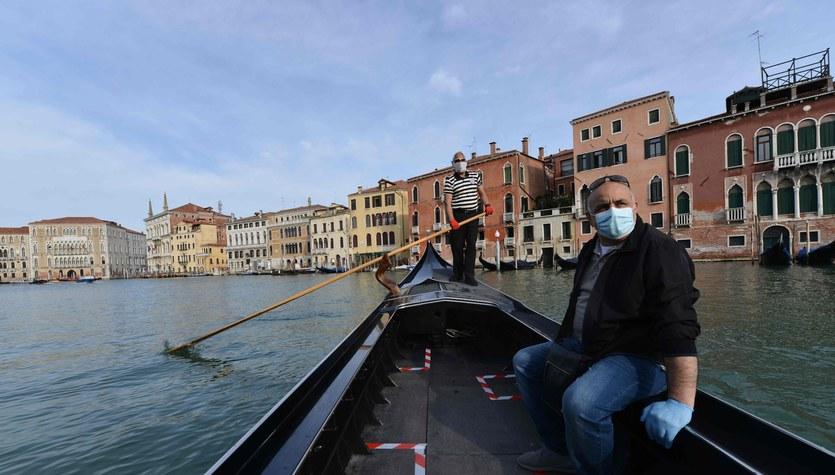 Włochy: Rozgrzewka przed sezonem turystycznym