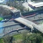 Włochy: Runął wiadukt na autostradzie. Są zabici