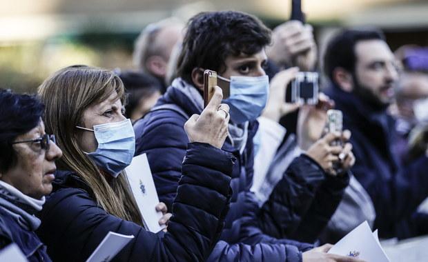 Włochy: Są dwa ogniska koronawirusa