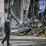 Włochy: Samolot uderzył w budynek w Mediolanie. Są ofiary śmiertelne