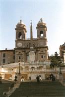 Włochy, Schody Hiszpańskie w Rzymie /Encyklopedia Internautica