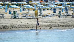 Włochy: Trąba powietrzna nad rzymską plażą, są ranni