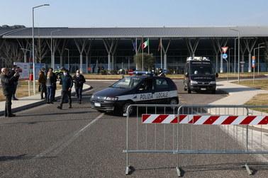 Włochy walczą z koronawirusem. Zmarła już trzecia osoba. GIS ostrzega Polaków