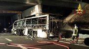 Włochy: Wypadek węgierskiego autokaru. Są ofiary
