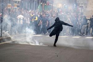 Włochy: Zamieszki w Rzymie. Areszt dla liderów neofaszystowskiego ruchu