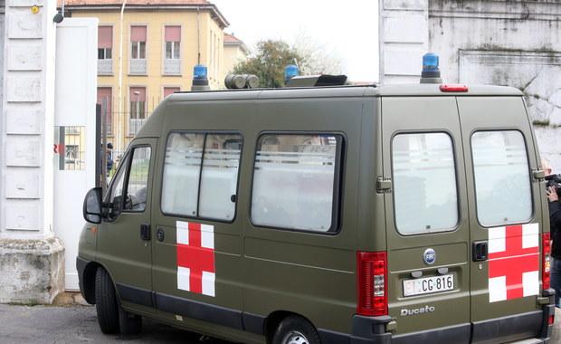 Włochy: Zarażony koronawirusem 71-latek uciekł ze szpitala