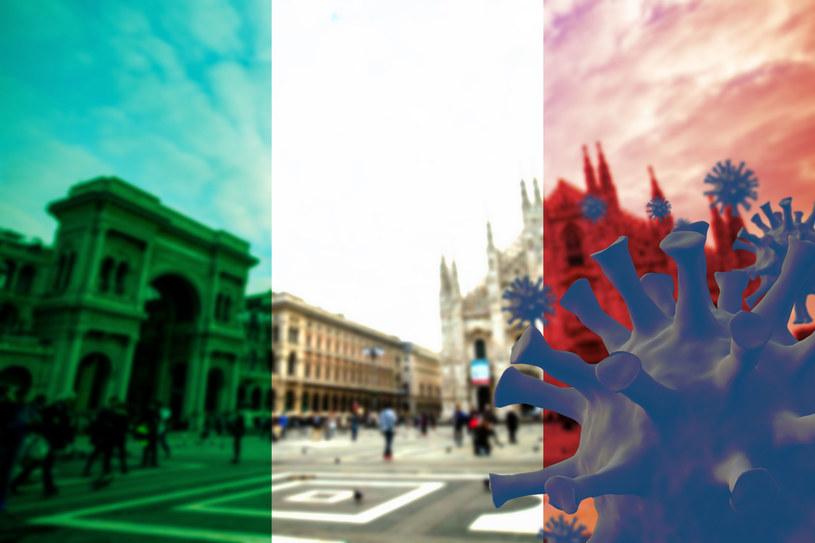 Włochy zniechęcają do przyjazdu /123RF/PICSEL