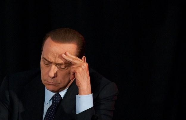 Włochy zostały zmuszone do powagi /AFP