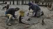Włócznia sprzed 9 tys. lat. Unikatowe znalezisko pod Szczecinem