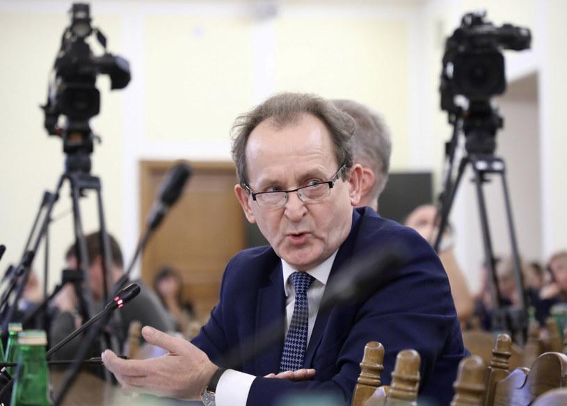 Włodzimierz Bernacki - zdj. archiwalne /Piotr Molecki/East News /East News