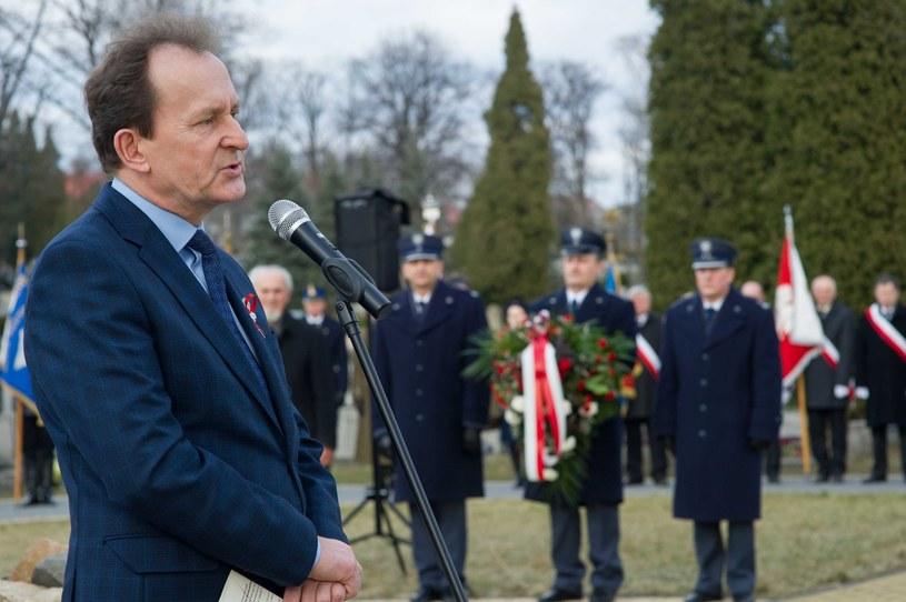 Włodzimierz Bernacki /Tadeusz Koniarz /East News