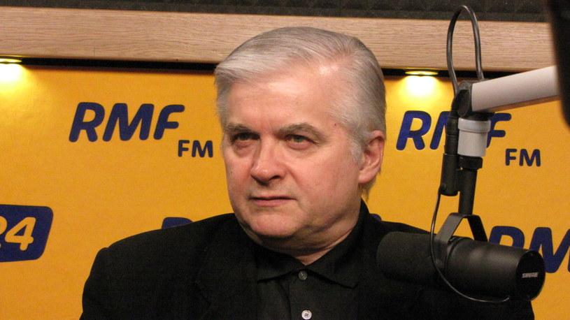 Włodzimierz Cimoszewicz /RMF