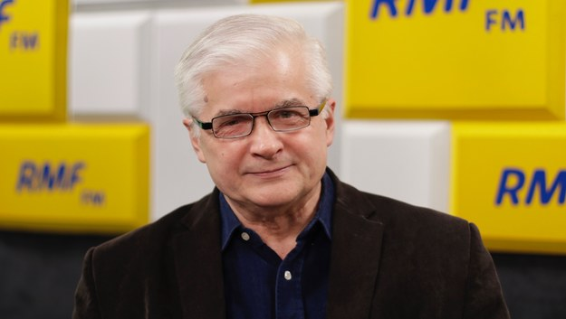 Włodzimierz Cimoszewicz /Karolina Bereza /RMF FM