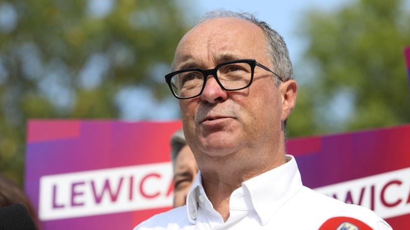 Włodzimierz Czarzasty /Tomasz Jastrzębowski /Reporter