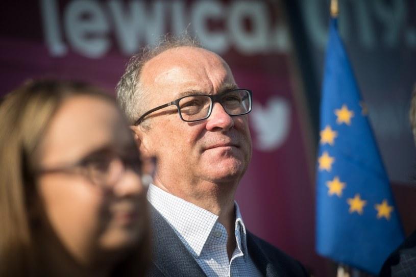 Włodzimierz Czarzasty /Jacek Dominski/REPORTER /Reporter