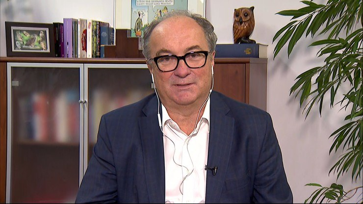 Włodzimierz Czarzasty /Polsat News
