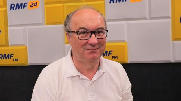 Włodzimierz Czarzasty /Piotr Szydłowski /RMF FM