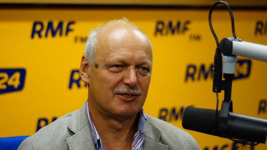 Włodzimierz Gruszczyński /Michał Dukaczewski /RMF FM