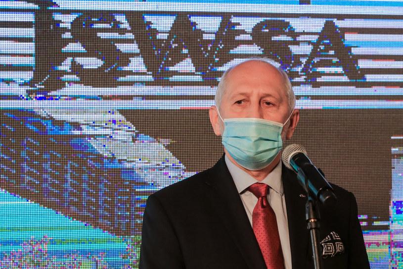 Włodzimierz Hereźniak, wiceprezes JSW /Dominik Gajda /Reporter