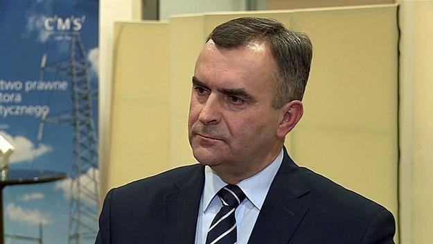 Włodzimierz Karpiński, minister skarbu /Newseria Biznes