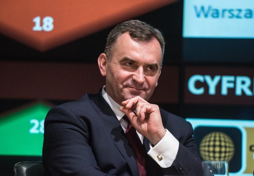 Włodzimierz Karpiński / Jacek Domiński/REPORTER /East News