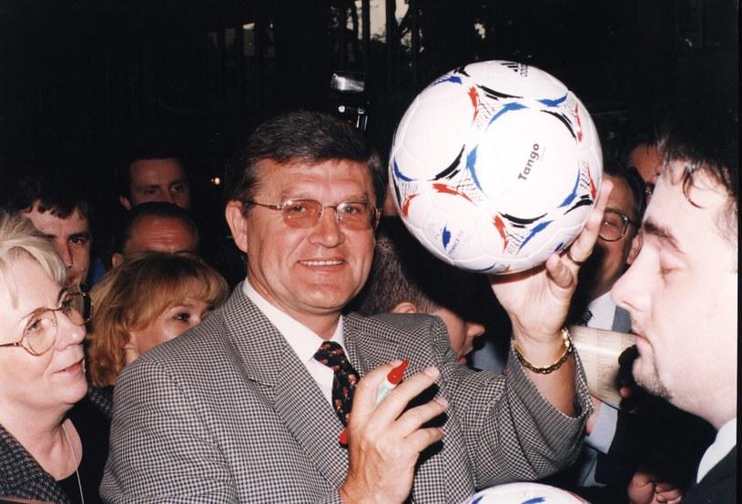 Włodzimierz Lubański; fot: Archiwum PS /