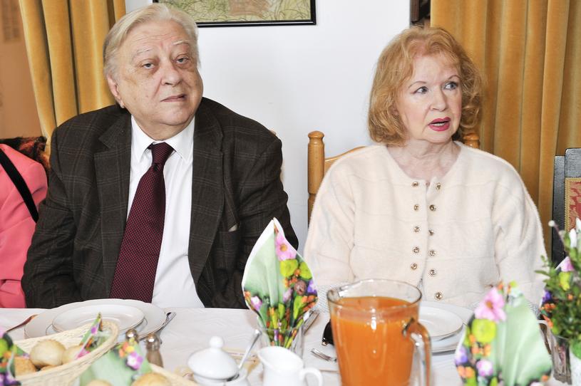 Włodzimierz Nowak i Halina Kowalska /Niemiec /AKPA