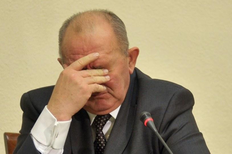 Włodzimierz Olewnik domaga się ponad 1,3 mln zł od policji /Lech Gawuc /Reporter