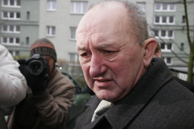 Włodzimierz Olewnik napisał list do Donalda Tuska/fot.Radosław Sałaciński /Agencja SE/East News