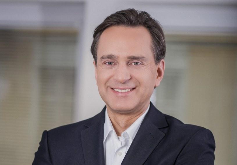 Włodzimierz Schmidt, prezes Związku Pracodawców Branży Internetowej IAB Polska i IAB Europe. /materiały prasowe