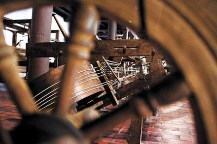 Włókiennicza historia miasta może przyciągać turystów/fot. J. Golański /EchoMiasta_Łódź