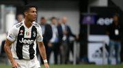 Włoscy kibice czekają na pierwszego gola Cristiano Ronaldo