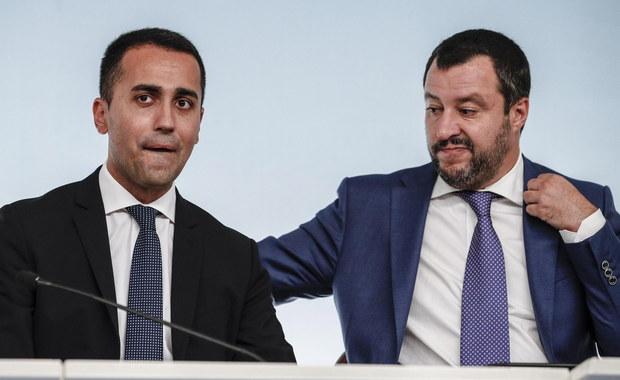 """Włoscy liderzy popierają francuski ruch """"żółtych kamizelek"""""""