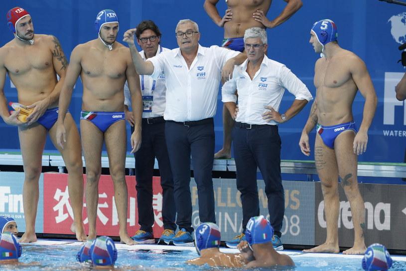 Włoscy waterpoliści mistrzami świata /AFP