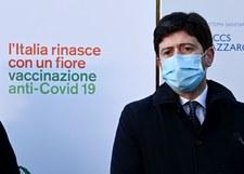 Włosi będą szczepić rosyjską szczepionką? Szef MZ: Nie mamy uprzedzeń