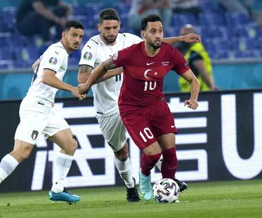 """Włosi lepsi w meczu otwarcia Euro 2020. """"Samobój"""" otworzył turniej"""