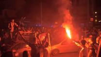 Włosi świętują zwycięstwo nad Anglią w Euro 2020. Wideo