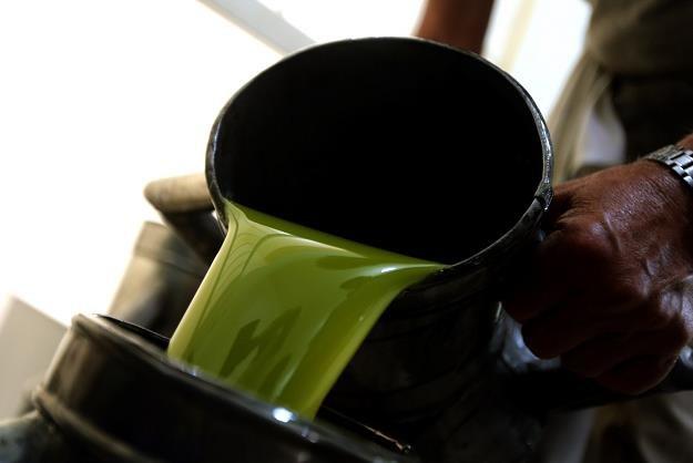 Włoska oliwa i oliwki były fałszowane /AFP