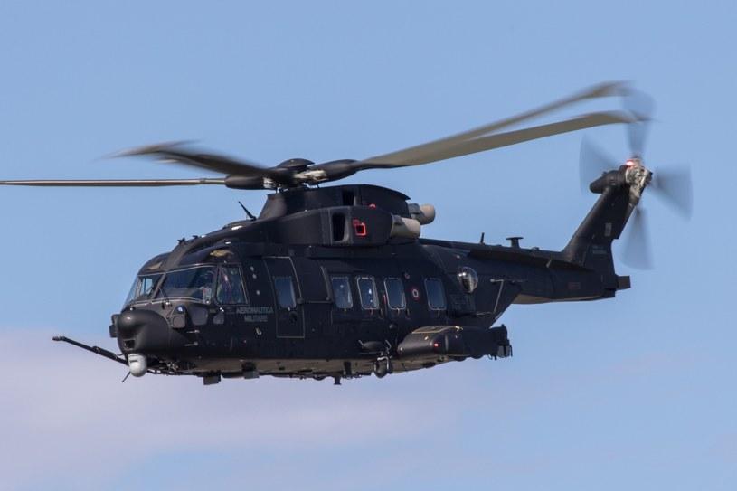 Włoski AW101. Takimi śmigłowcami za kilka lat będą latać polscy piloci /Michal Adamowski/REPORTER /East News