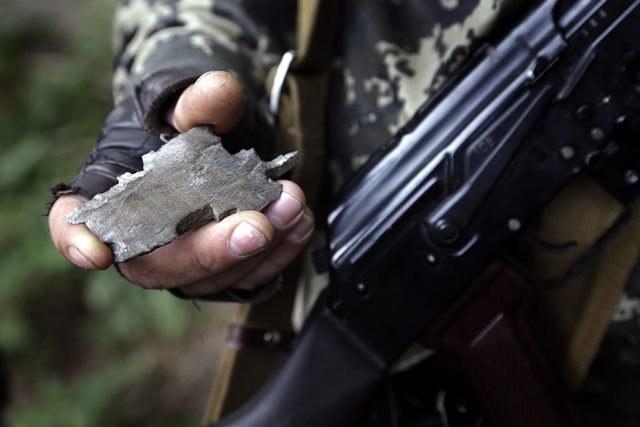 Włoski fotoreporter zginął w rejonie Słowiańska na wschodzie Ukrainy /MAXIM SHIPENKOV    /PAP/EPA