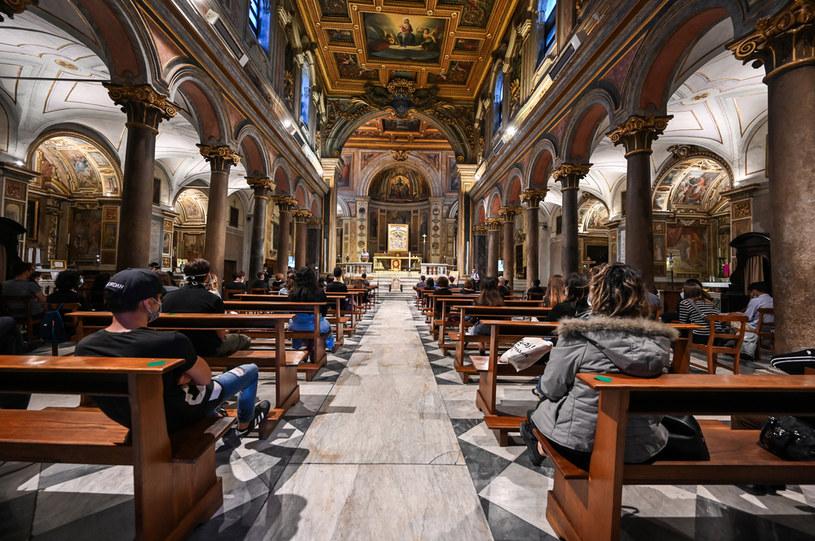 Włoski kościół; zdj. ilustracyjne /AFP