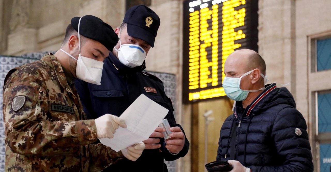 Włoski raport: 1,2 procent zmarłych z koronawirusem nie miało żadnej innej choroby