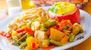 Włoski rarytas z kurczakiem i zapiekanym pomidorem