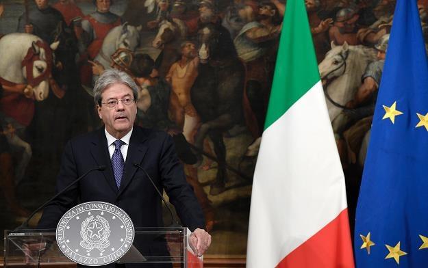 Włoskie banki mają problemy /AFP
