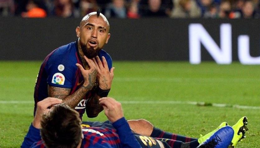 Włoskie media: Arturo Vidal odejdzie z Barcelony do Juventusu