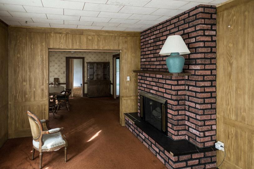 Wnętrze domu Kurta Cobaina /Polaris /East News